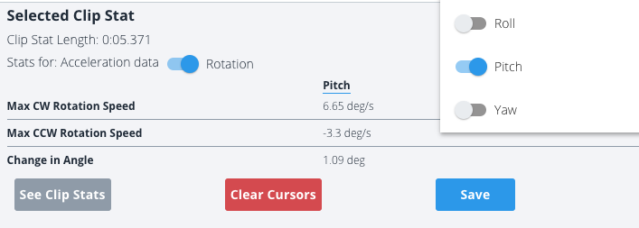Clip stat_pitch