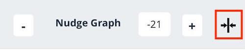 Nudge graph snap